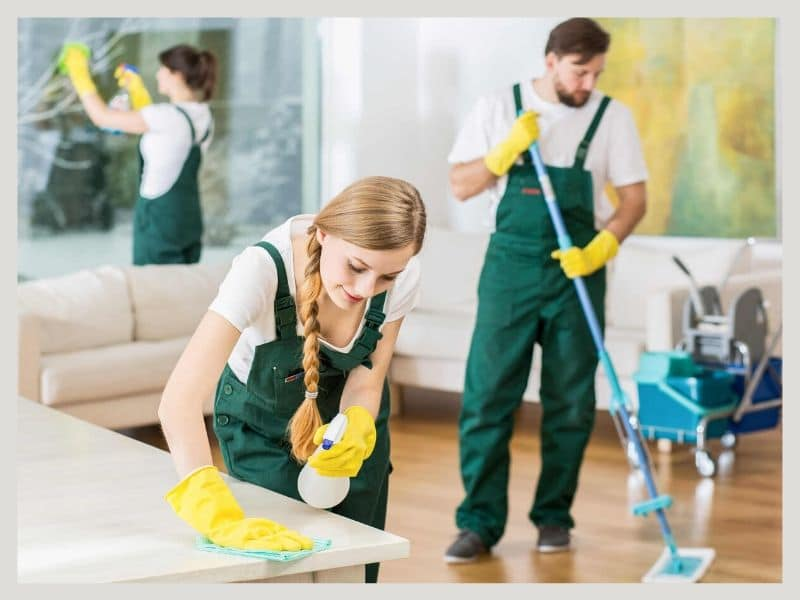 Disinfectants Cleaning Services los angeles